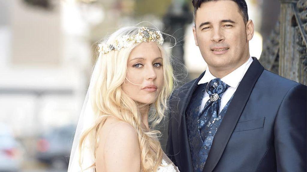 En Chiclana y con la madre de su hijo: la boda de Andy, de Andy y Lucas