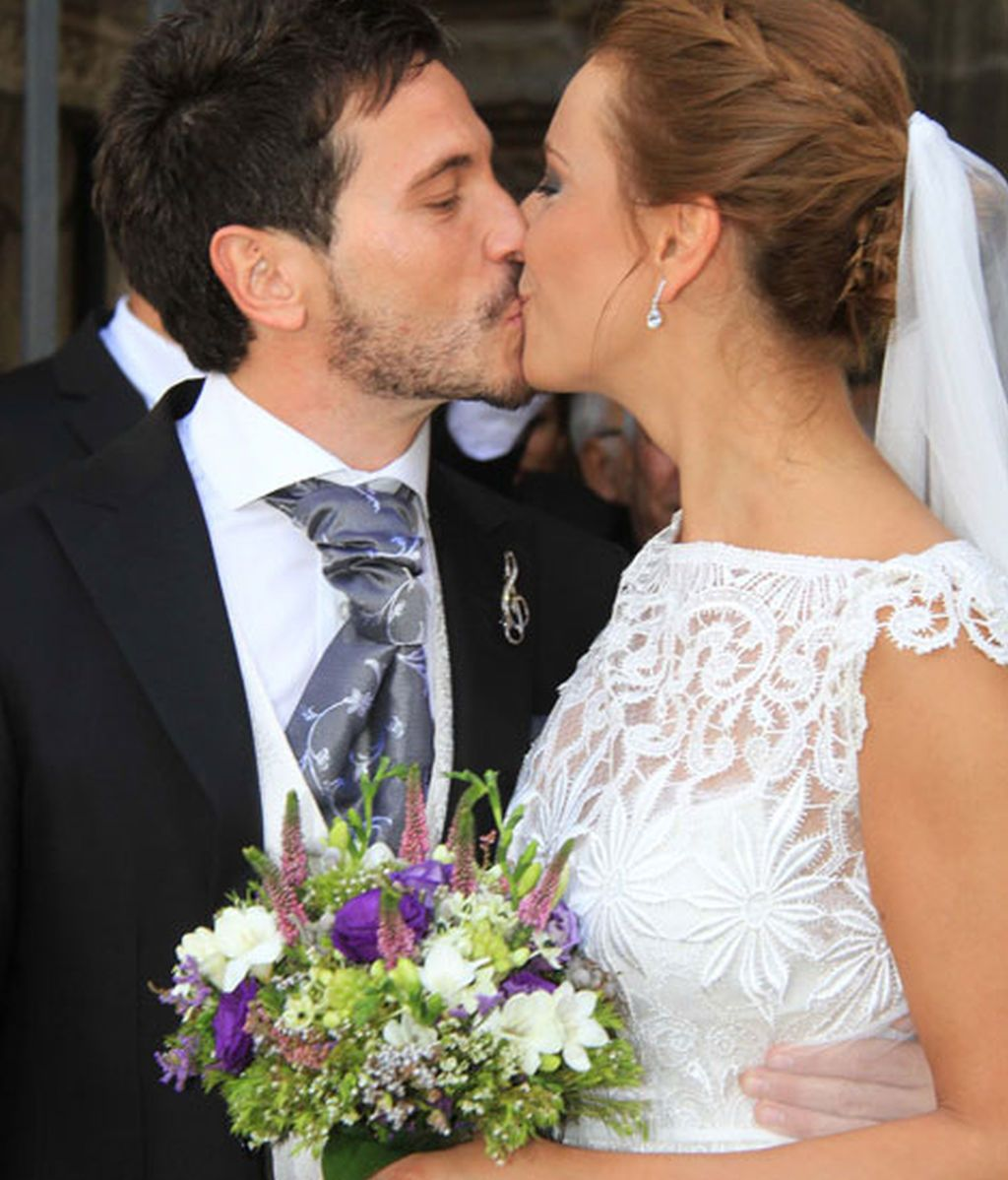 boda David de María y Lola Escobedo