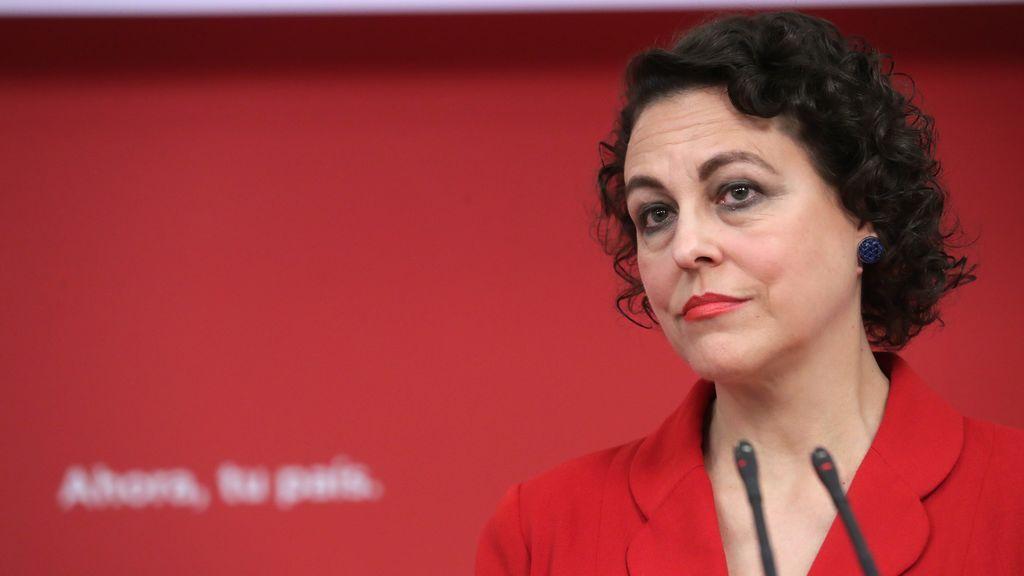 Magdalena Valerio, nueva ministra de Trabajo