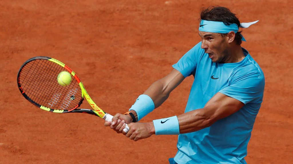 El desmayo de un aficionado obliga a detener el partido entre Nadal y Schwartzman
