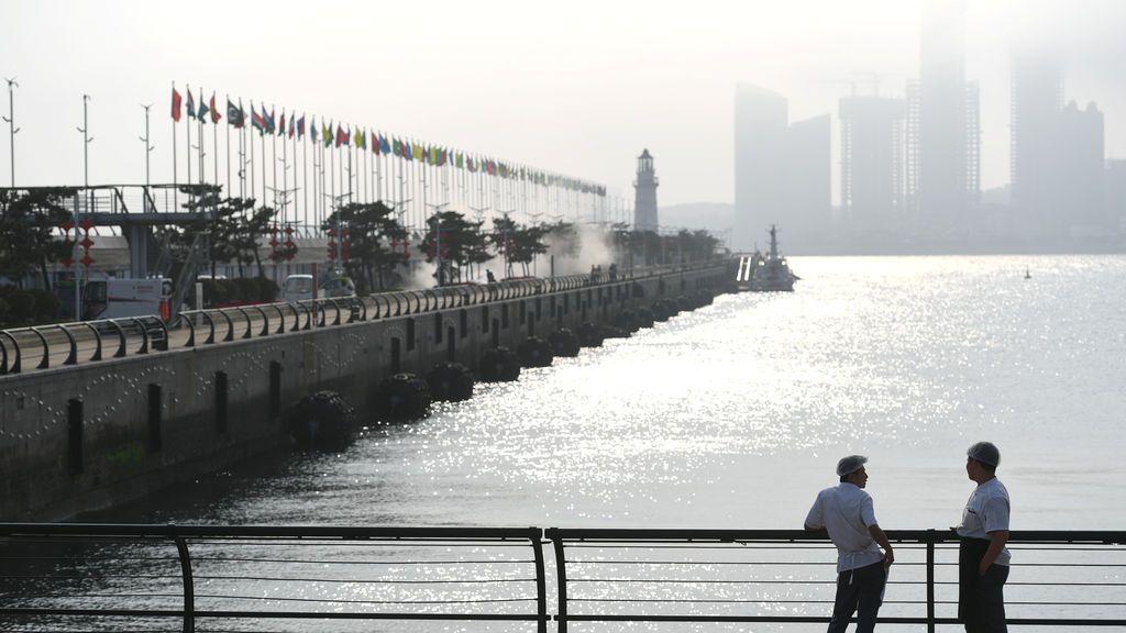 El lugar donde se va a celebrar la cumbre de la Organización de Cooperación de Shanghai