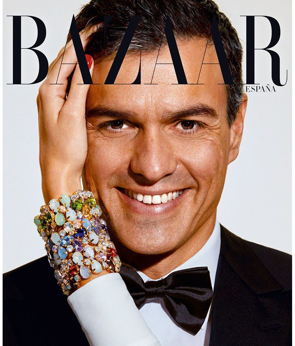Image result for pedro sanchez vanity fair