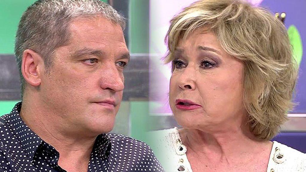 """Gustavo González, a Mila Ximénez: """"¡Eres una cínica!"""""""