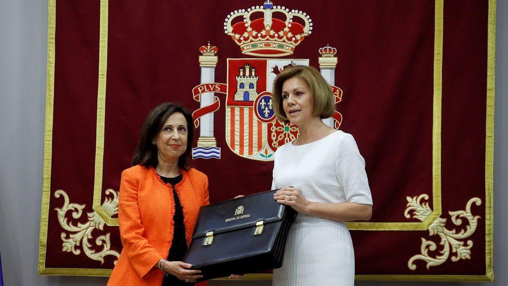 """Margarita Robles: """"En materia de Estado no puede haber posicionamientos partidarios"""""""