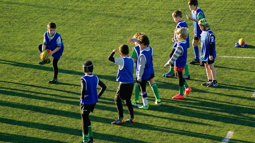 Los mejores campus de rugby para niños que se celebran en España este verano