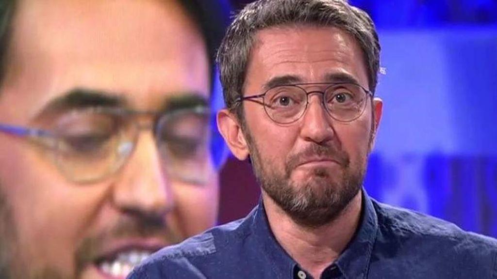 Màxim Huerta, en Telecinco.
