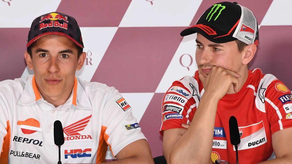¡La foto más esperada! Así le quedan los colores del Repsol Honda a Jorge Lorenzo