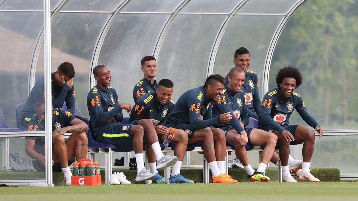 Brasil permite el sexo a sus jugadores durante el Mundial pero cumpliendo una norma