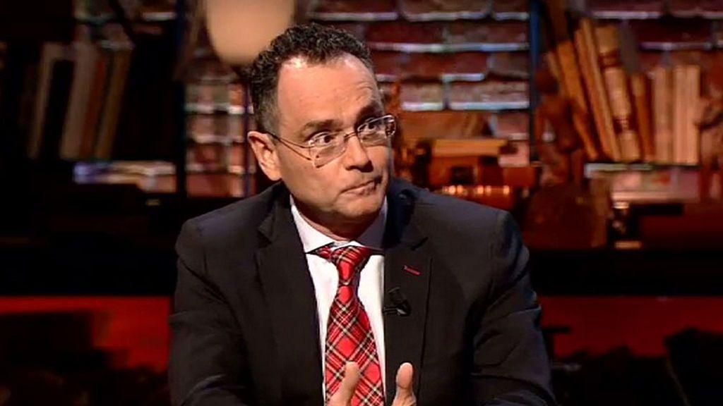 Pedro Baños, director de Seguridad Nacional, un habitual de 'Cuarto Milenio'