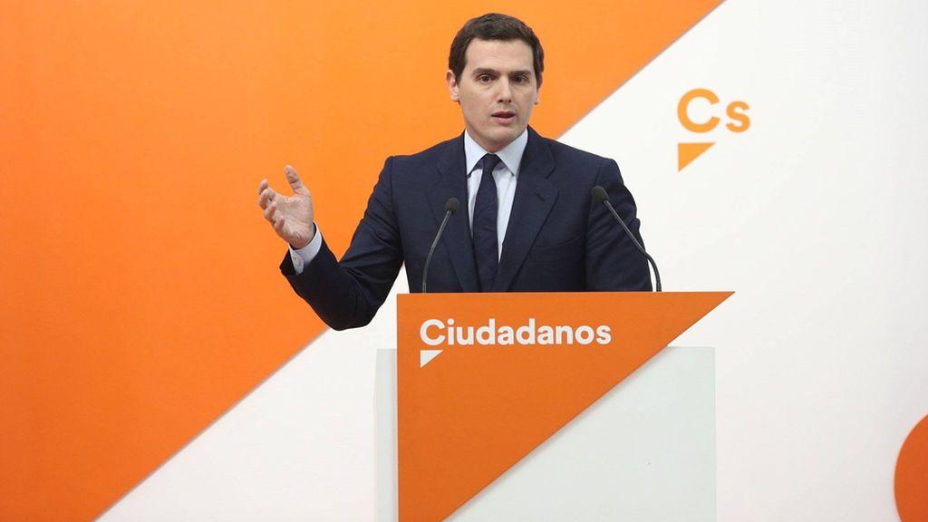 Ciudadanos confirma que hará votar el adelanto de las elecciones en el Congreso