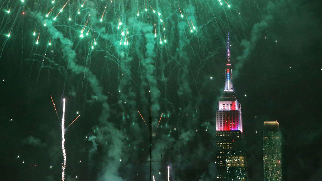 El Empire State cambiará sus colores por el de las selecciones del Mundial para celebrar el inicio de la Copa del Mundo