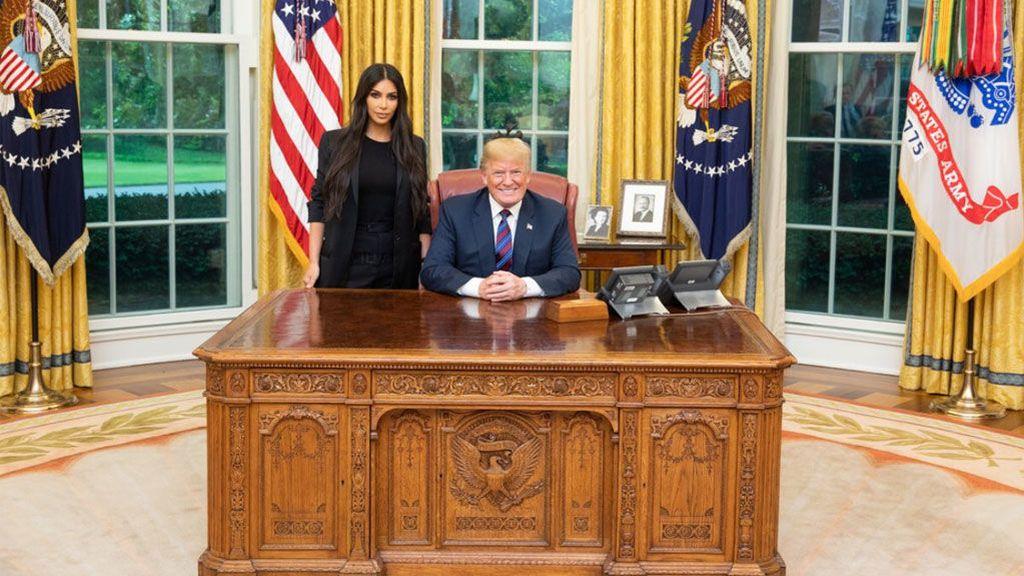 Kim Kardashian consigue su objetivo: Donald Trump libera a Alice Marie Johnson