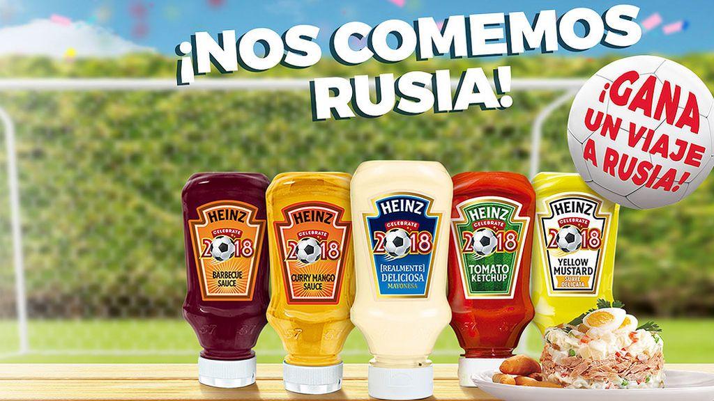 Heinz busca la mejor ensaladilla rusa ¡Participa!