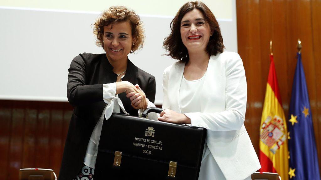 """Montón, nueva ministra de Sanidad: """"Siempre pondremos a las personas en el centro de las prioridades"""