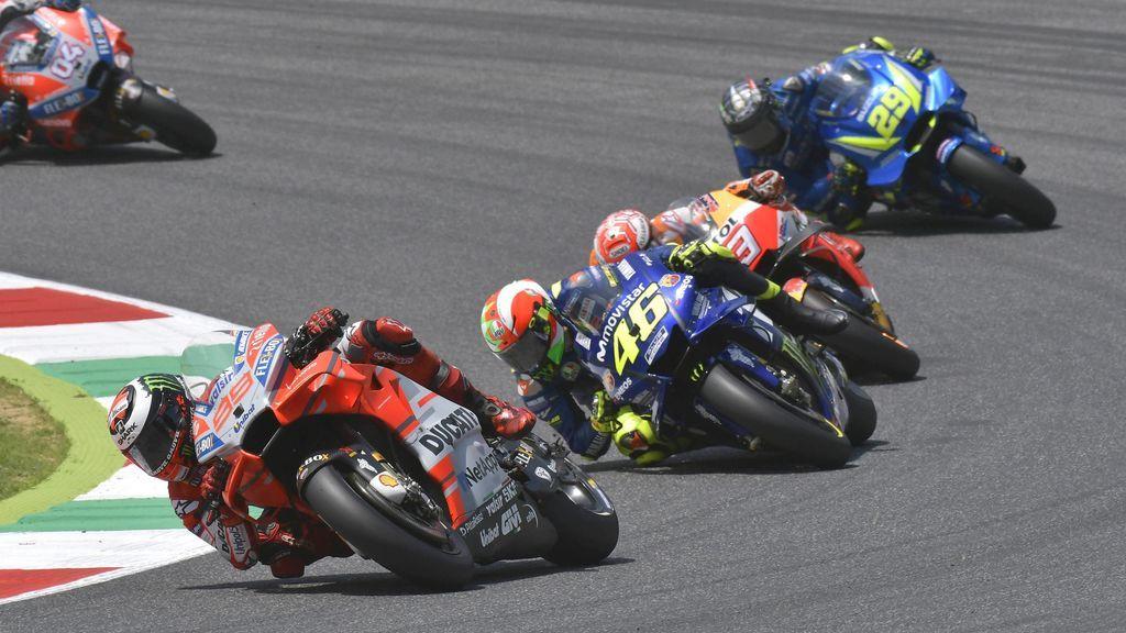 La reacción de los tifosi de Rossi al conocer el fichaje de Lorenzo como compañero de Márquez