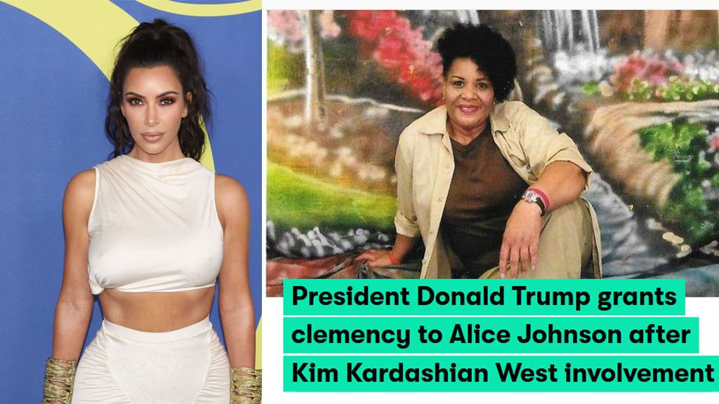Kim Kardashian consigue siempre lo que se propone: liberada la presa Alice Marie Johnson