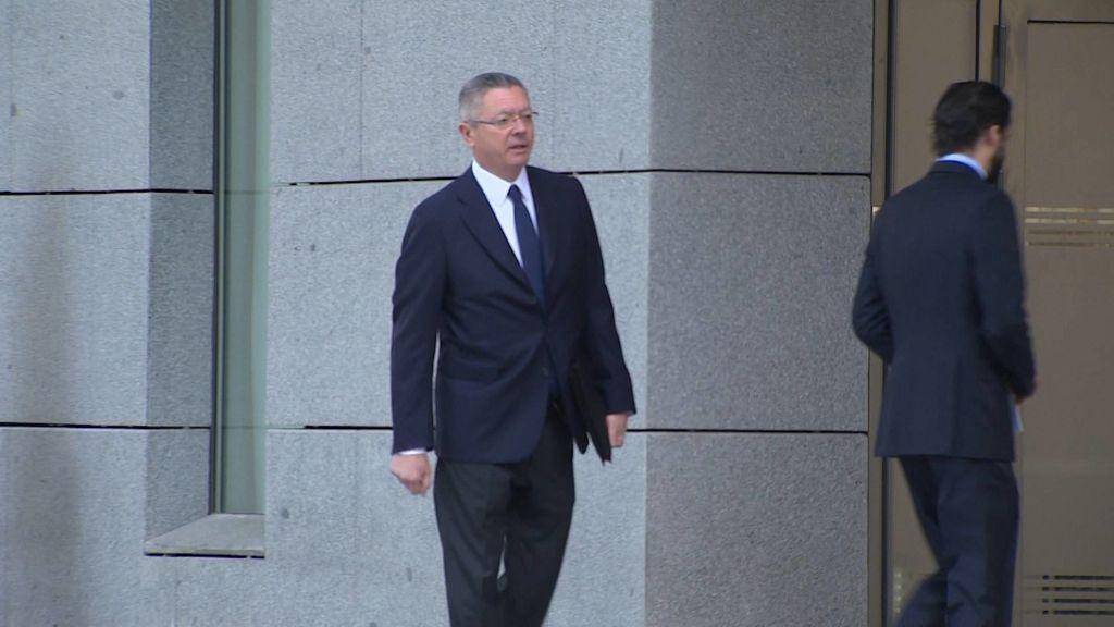 Gallardón niega el cobro de comisiones por la compra de Inassa y defiende que todo fue legal