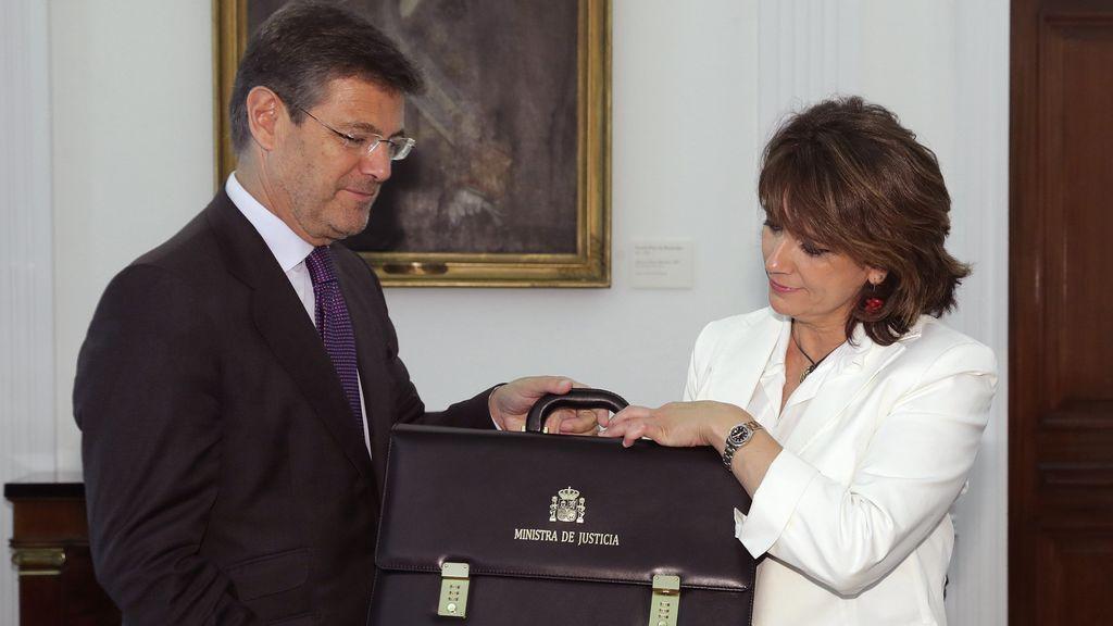 "La ministra de Justicia reclama ""transparencia"""
