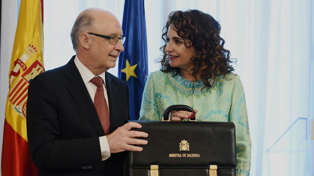 """Montero promete """"estabilidad, acompañamiento y transparencia de las cuentas públicas"""""""