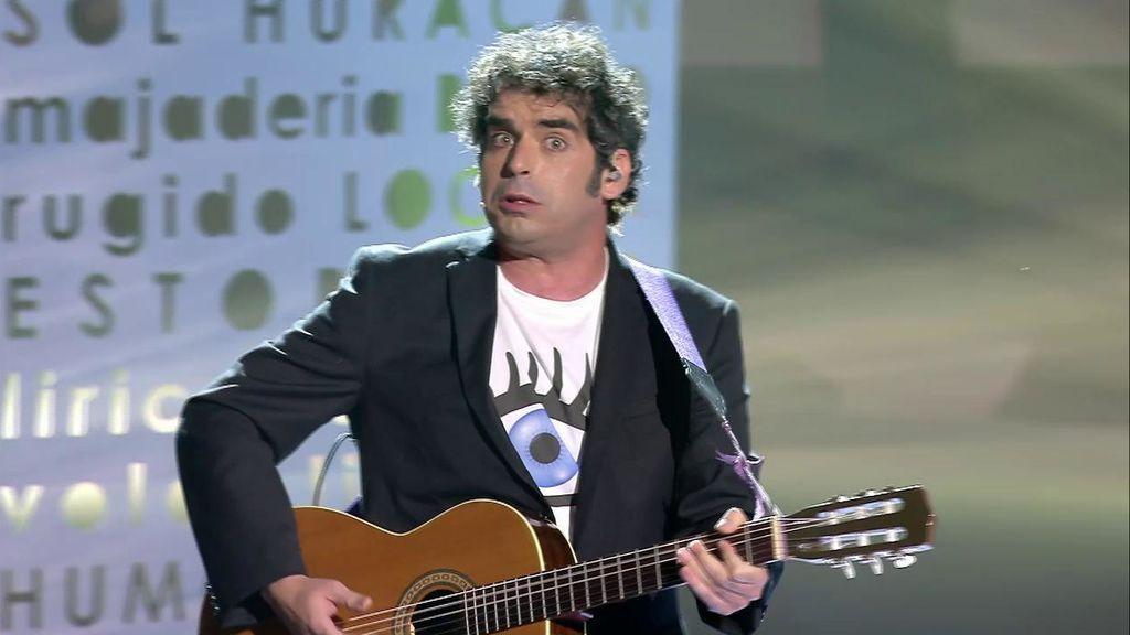 'La mirona y el exhibicionista', la nueva canción contra los malos tratos de Oscárboles