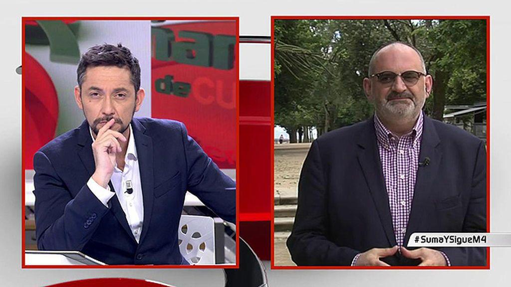 """Losada, de las polémicas palabras de Feijóo: """"En Galicia conocemos su verdadera cara"""""""