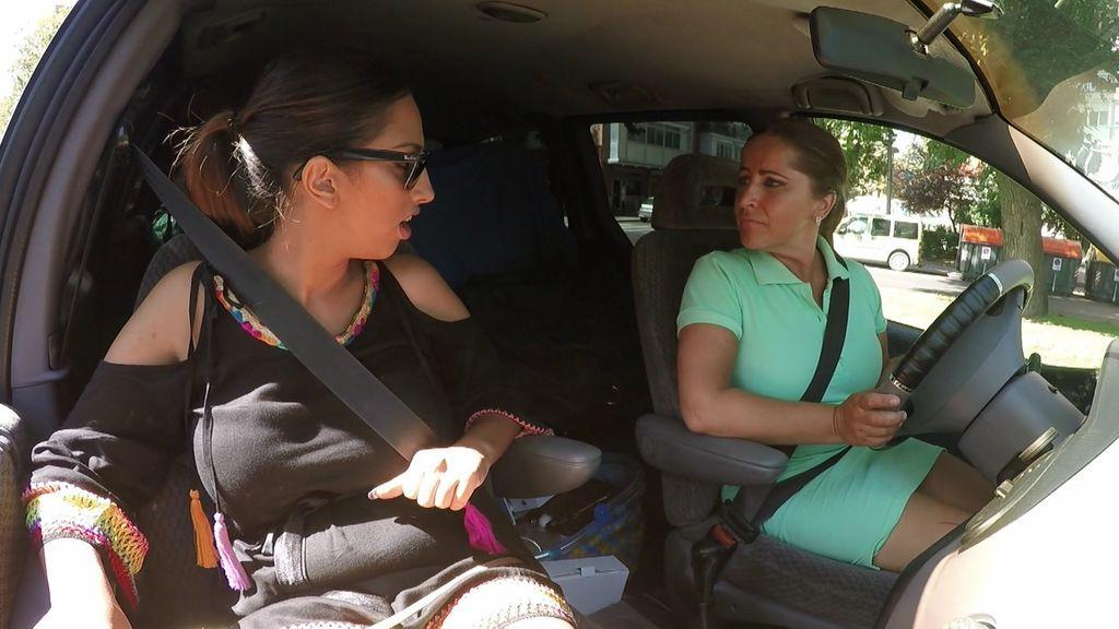 La sorpresa de Raquel que no ha hecho mucha gracia a su hija Noemi: ¡Se van diez días a vivir a una caravana!