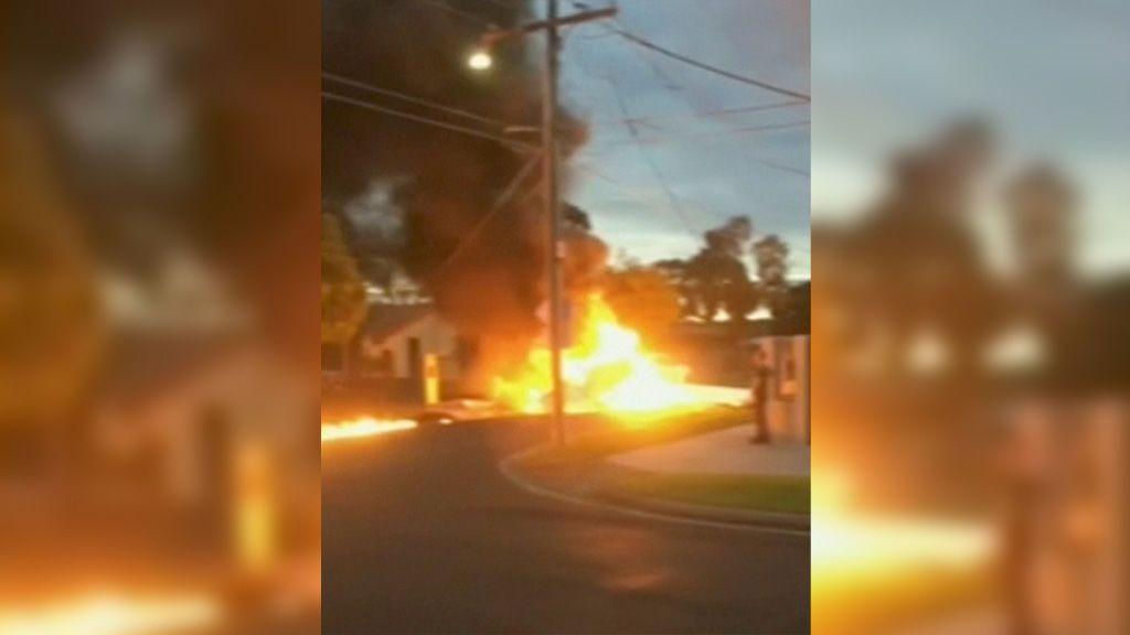 Muere una persona tras estrellarse una avioneta en una zona residencial en Melbourne (Australia)