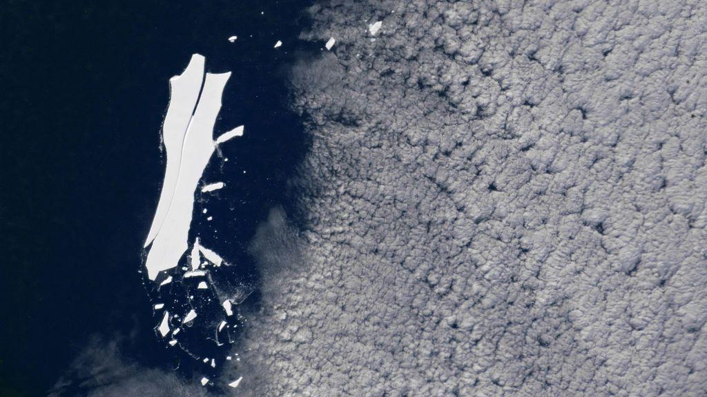 El iceberg más grande del mundo desaparecerá después de un viaje de 18 años