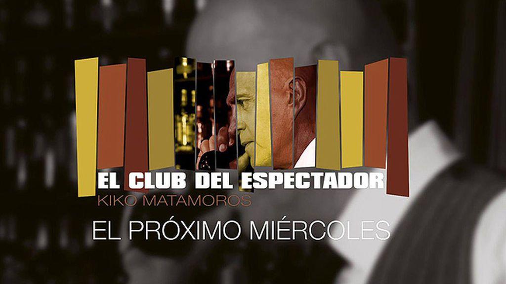 ¡Matamoros vuelve a 'Sálvame' con su 'club del espectador!