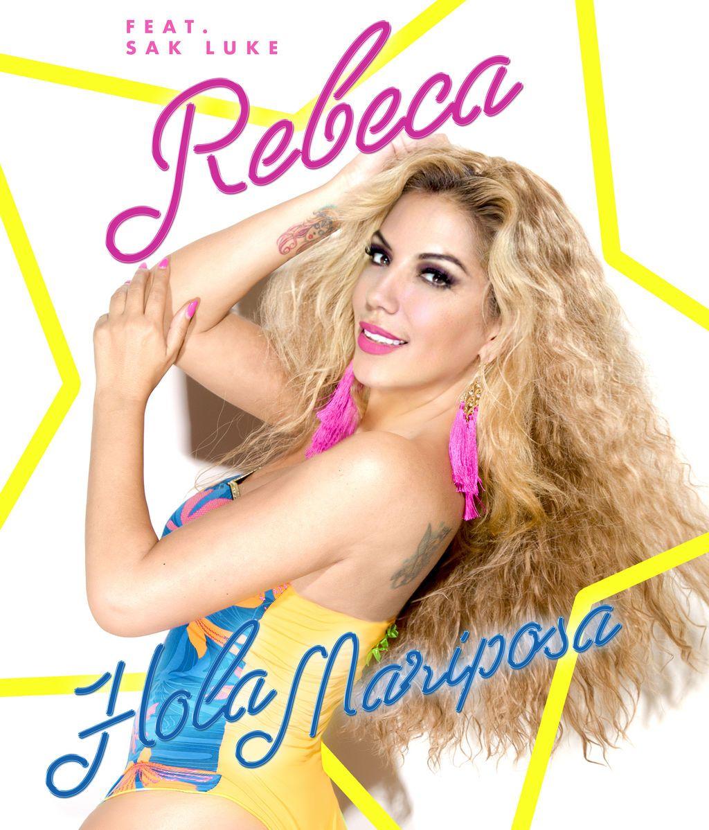 Hola Mariposa - Rebeca
