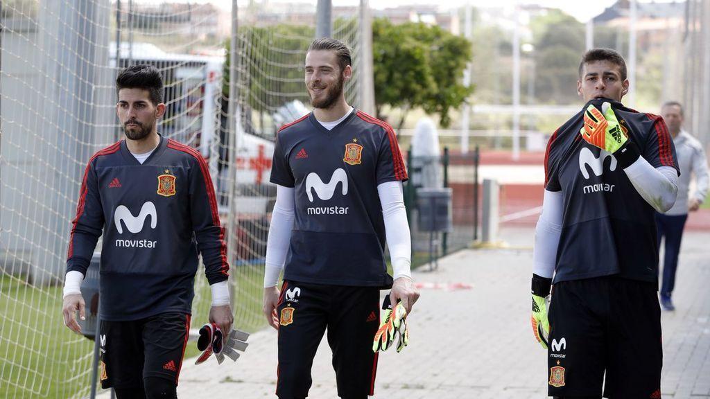 El futbolista de Segunda B infiltrado con La Roja: así ha sido el sueño de Ismael Gil