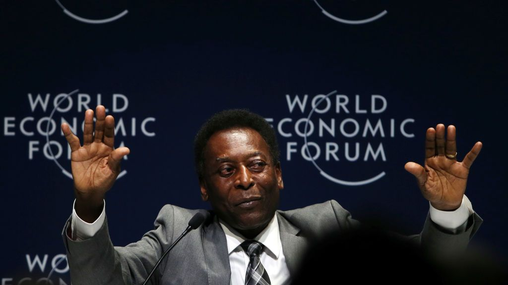 """Pelé: """"Por primera vez no tengo favorito para el Mundial"""""""