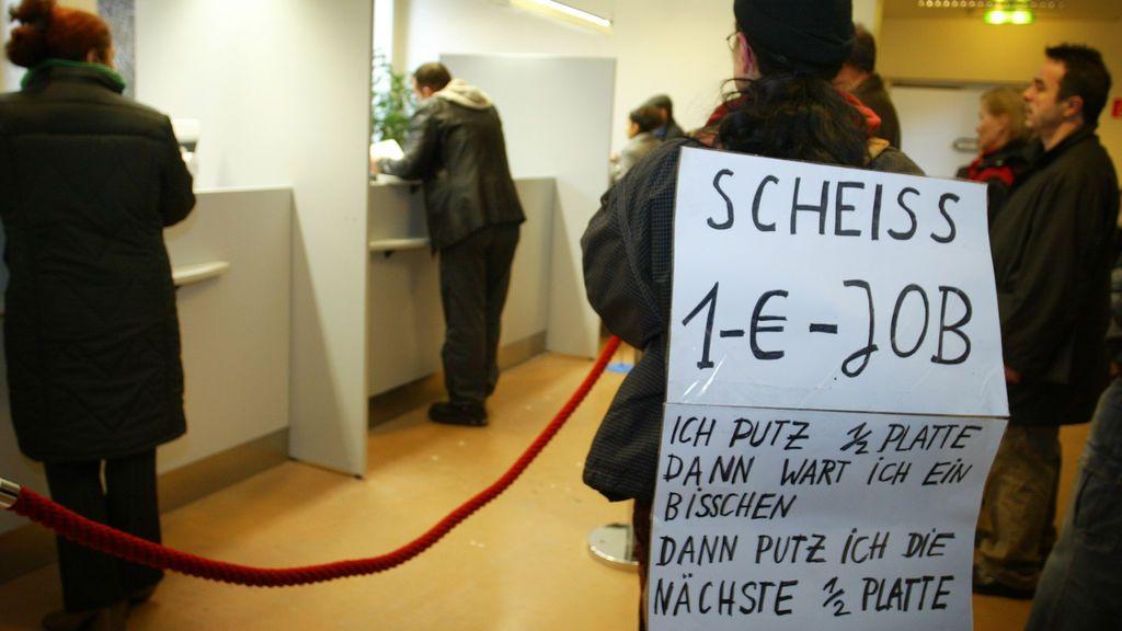 Alemania aboga por crear un fondo europeo para luchar contra el desempleo