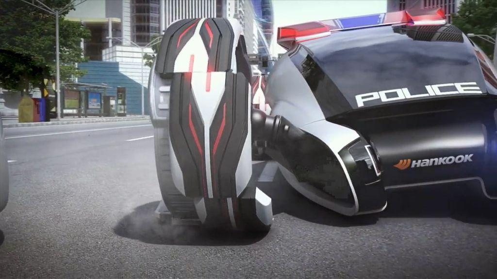 Así serán los neumáticos del futuro: más rápidos y adaptables