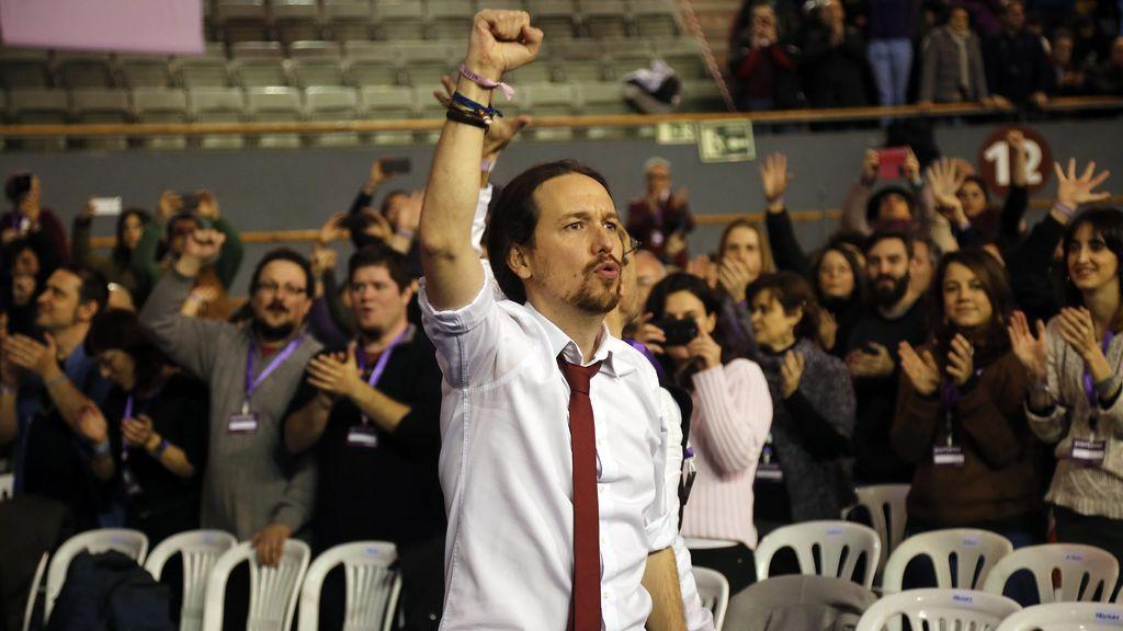"""Pablo Iglesias felicita al Numancia: ·""""feliz de que el equipo de mi infancia esté más cerca de ascender"""""""