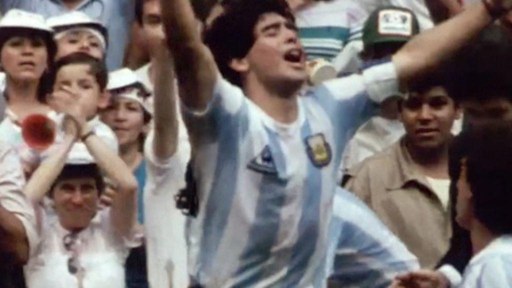 Mexico 1986: el Mundial en el que Dios se vistió de jugador
