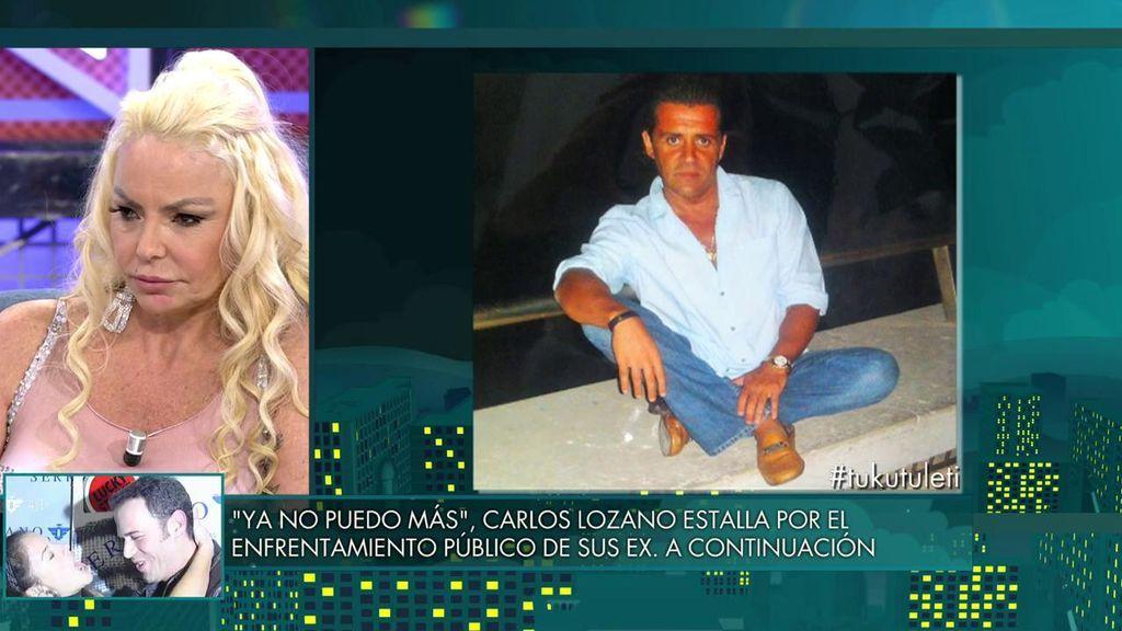 "Leticia, rota recordando a su novio desaparecido: ""Si apareciese me casaba con él mañana mismo"""