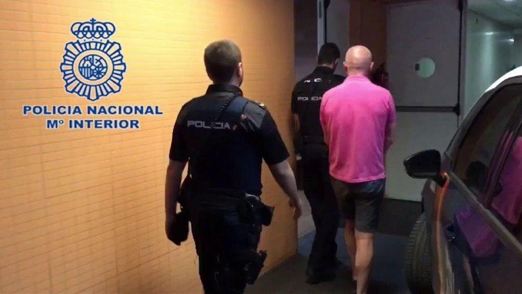 Detenido por apuñalar a tres trabajadores de una ONG en Madrid, Alicante y Murcia