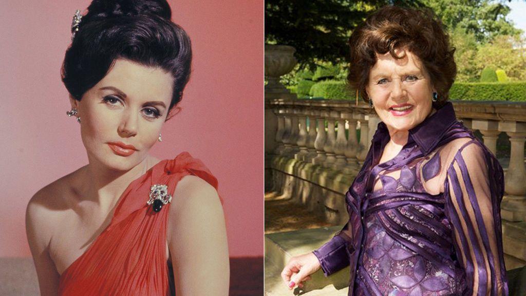 Muere la actriz Eunice Gayson, la primera 'chica Bond', a los 90 años