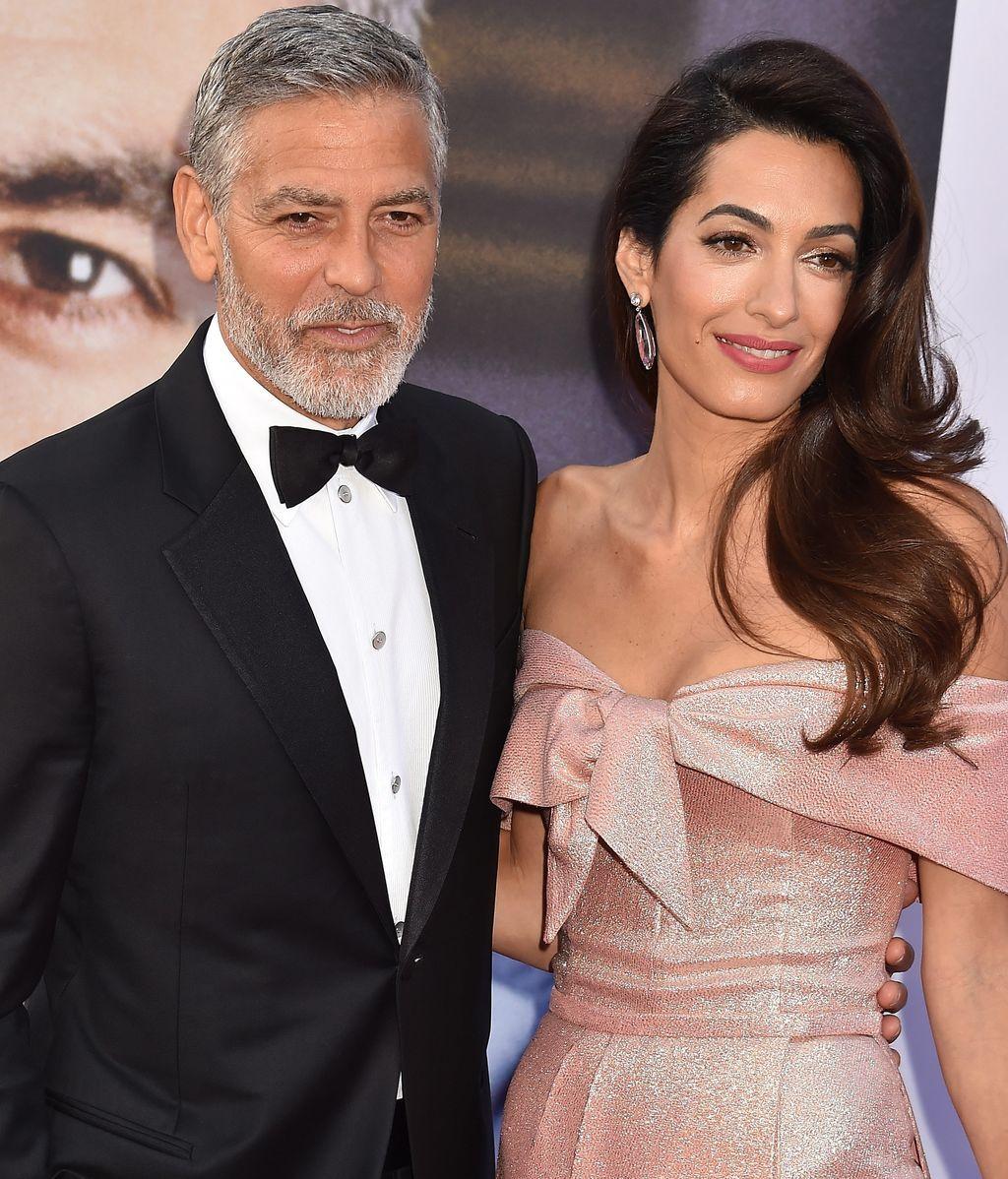 Las 7 frases de amor de Amal a Clooney que parecen de película