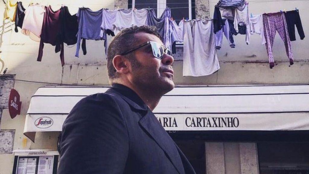 Jorge Javier utilizará el mismo método que Carlota Corredera para perder peso