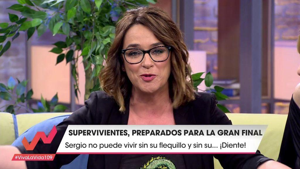 """¡La divertida anécdota de Toñi Moreno y su primer amor!: """"Se me cayó una funda cuando estaba besando a mi chico"""""""