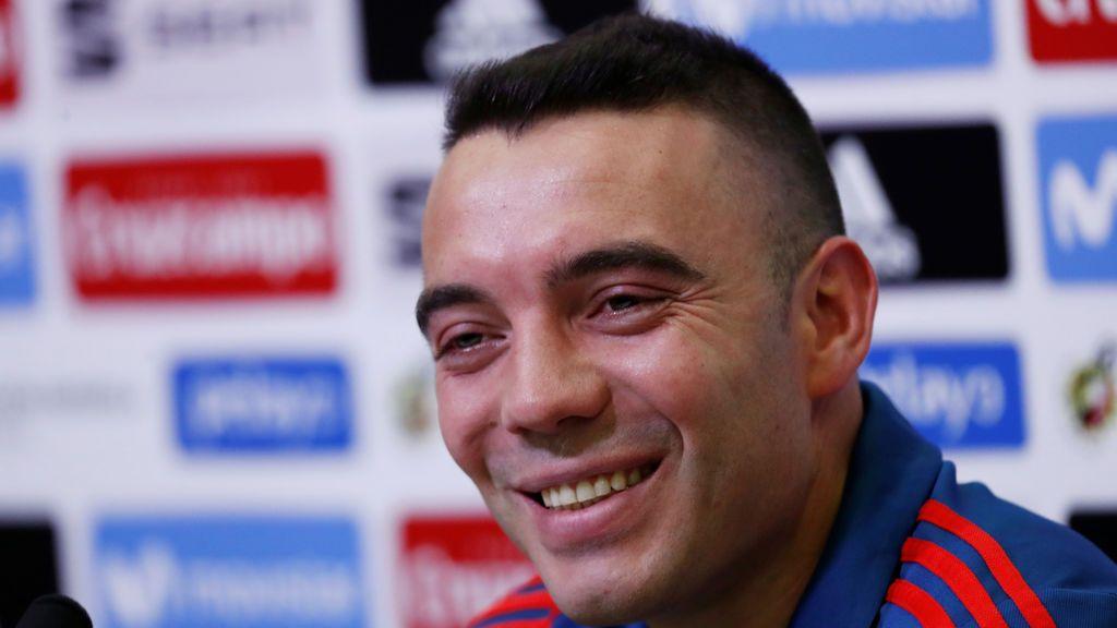 """Aspas: """"Tras el 6-1 a Argentina, la gente querría que le metiésemos ocho a Suiza y diez a Túnez"""""""