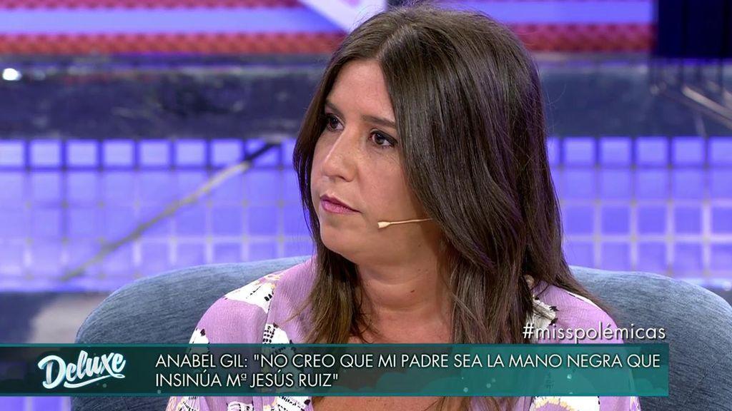 """Anabel, hija de Gil Silgado: """"Si mi padre no recupera a María Jesús la tiene que hundir"""""""
