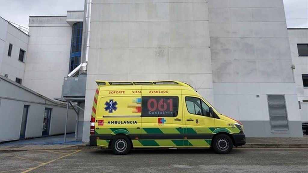 Un niño de 22 meses cae desde un tercer piso en Gama (Cantabria)