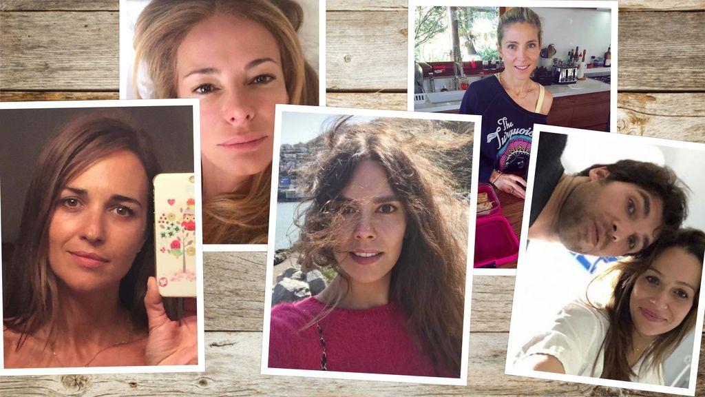 Tendencia VIP: Las famosas posas sin maquillaje en su Instagram