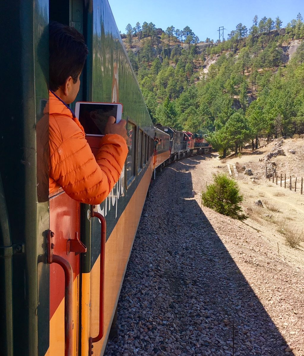 El 'Chepe' y la fabulosa ruta en tren por las gargantas más profundas