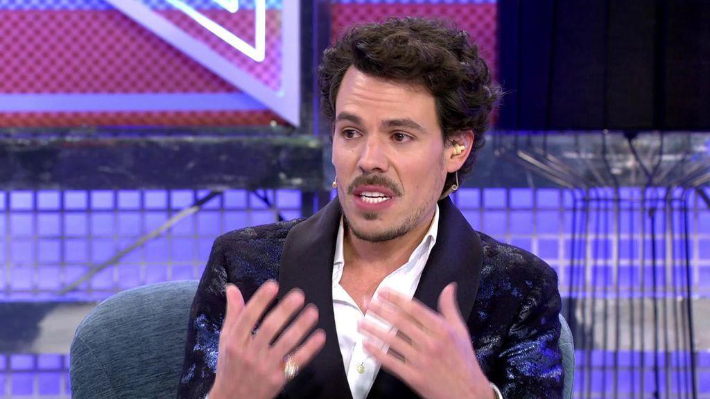 "Juan Avellaneda, sin pelos en la lengua ante Carmen Borrego: ""Terelu no tiene una silueta fácil"""