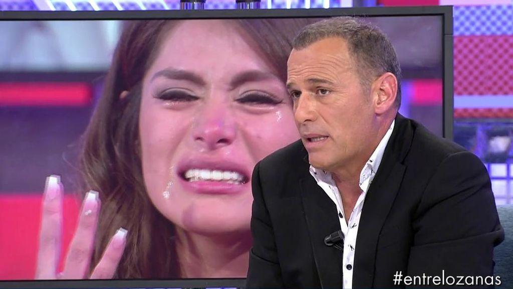 Carlos Lozano planta cara a Miriam Saavedra y Mónica Hoyos