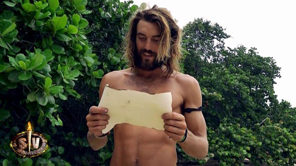 """Logan, emocionado al recibir su maleta: """"Nunca imaginé echar de menos un peine y ahora es una bendición"""""""
